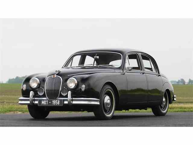 1958 Jaguar Mark I | 969110