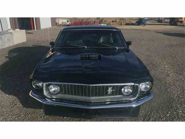 1969 Ford Mustang | 969112