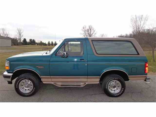 1996 Ford Bronco | 969113