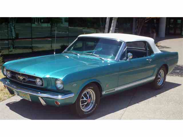 1965 Ford Mustang | 969115