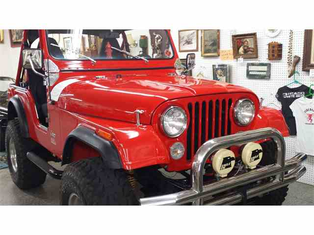 1978 Jeep CJ5 | 969117