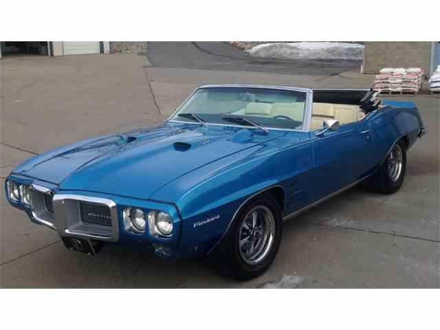 1969 Pontiac Firebird | 969119
