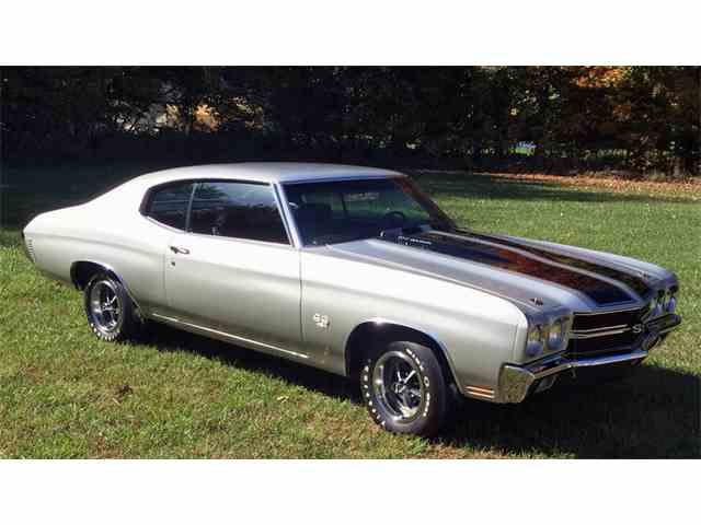 1970 Chevrolet Chevelle SS | 969125