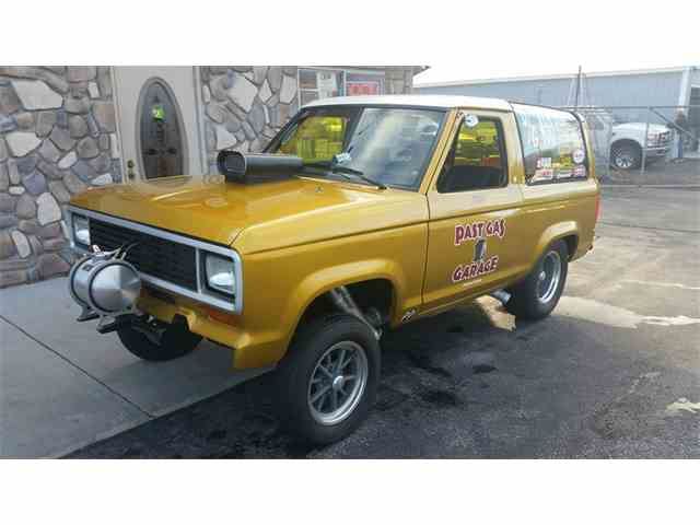 1988 Ford Bronco II | 969128