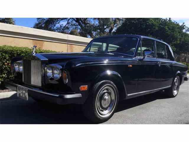 1979 Rolls-Royce Silver Shadow II | 969129