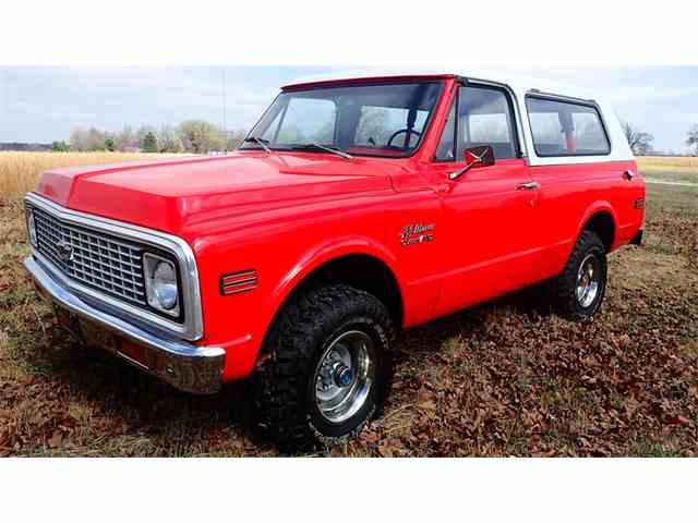 1971 Chevrolet Blazer | 969130