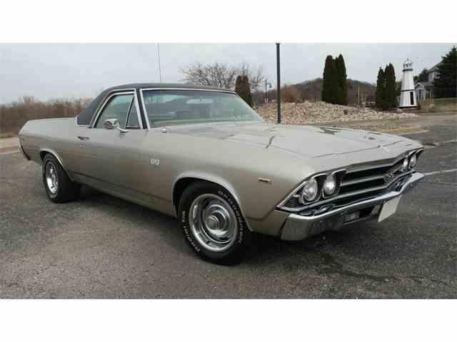 1969 Chevrolet El Camino SS | 969135