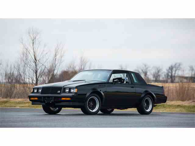 1987 Buick GNX   969161