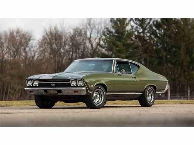 1968 Chevrolet Chevelle SS | 969164