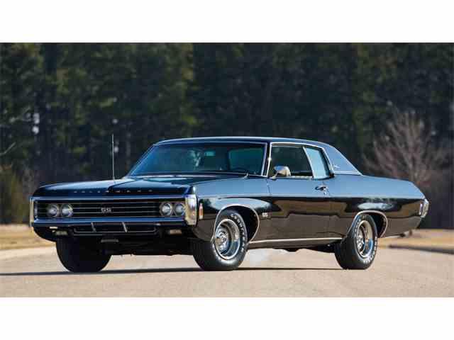 1969 Chevrolet Impala SS | 969165