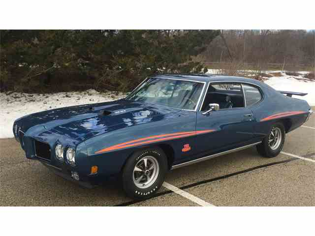 1970 Pontiac GTO Judge Ram Air IV | 969168