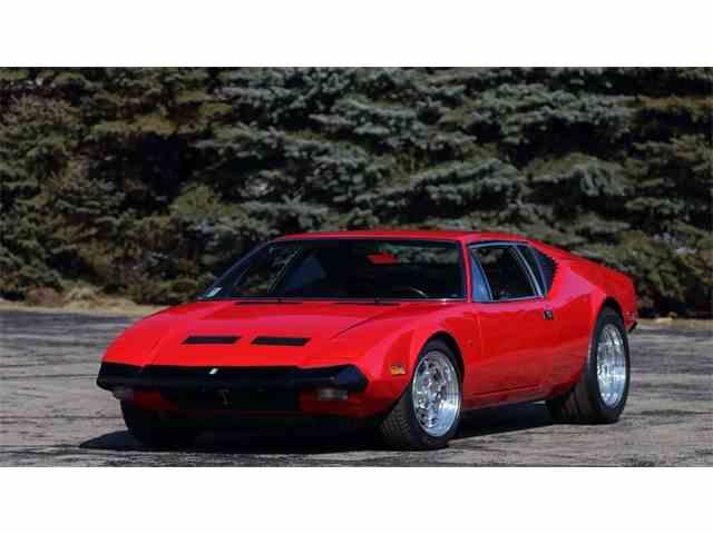 1974 DeTomaso Pantera | 969173