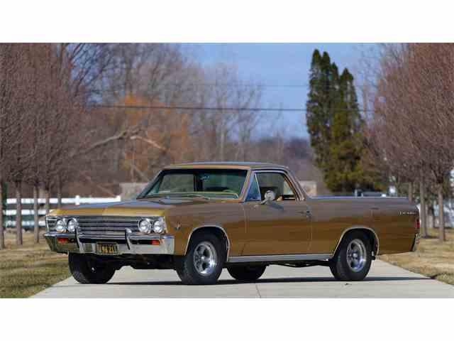 1967 Chevrolet El Camino | 969190