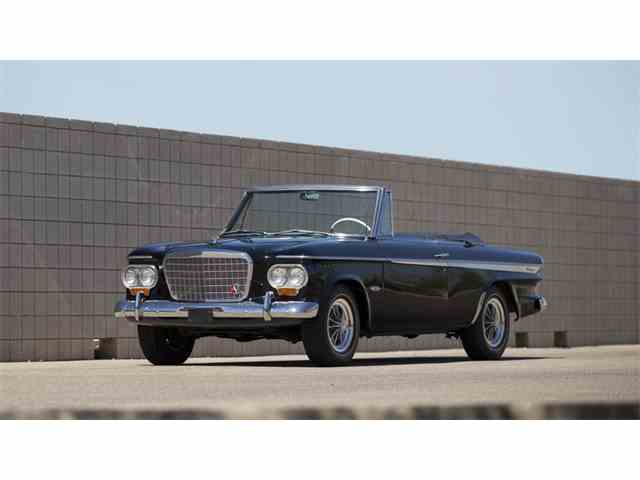 1963 Studebaker R2 Daytona | 969194