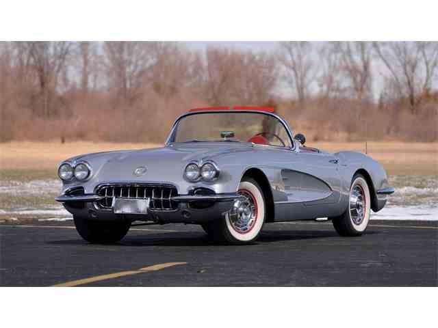 1960 Chevrolet Corvette | 969208