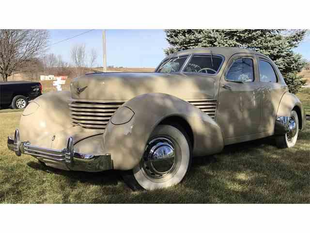 1937 Cord 812 Beverly Sedan | 969221