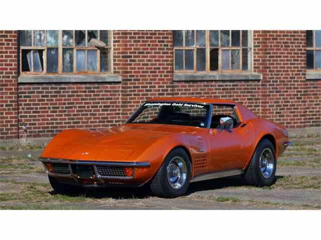 1972 Chevrolet Corvette | 969228