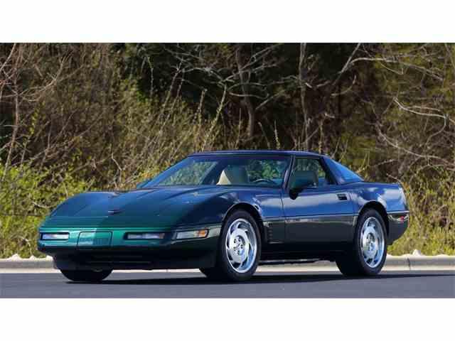 1996 Chevrolet Corvette | 969230