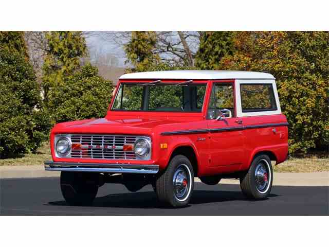 1973 Ford Bronco | 969242