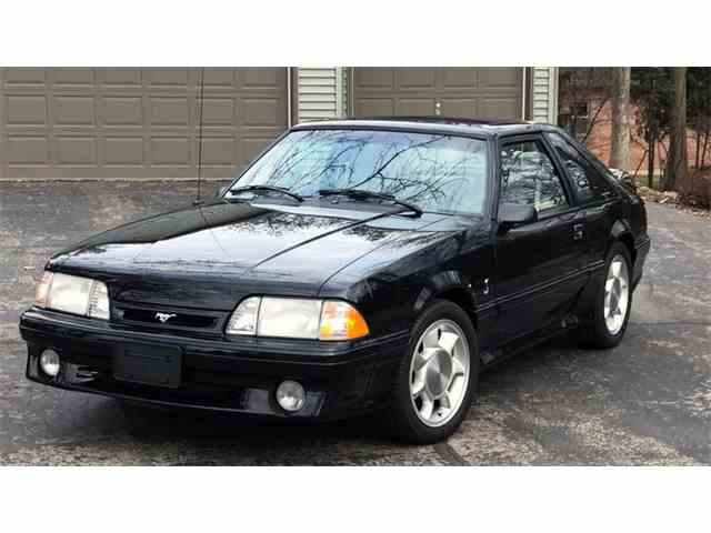1993 Ford Mustang | 969245