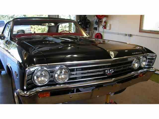 1967 Chevrolet Chevelle | 969250