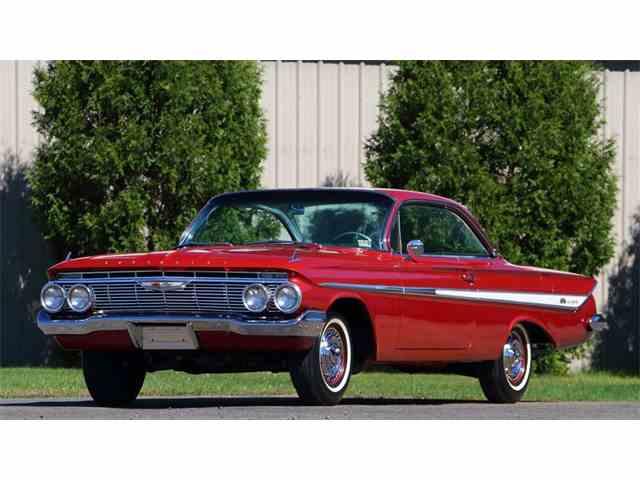 1961 Chevrolet Impala SS | 969253
