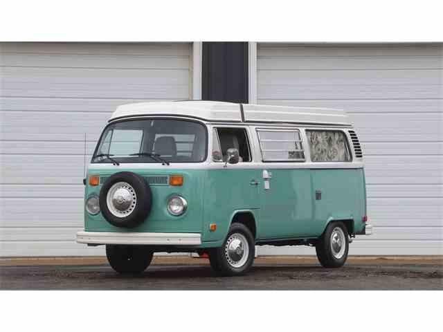1975 Volkswagen Westfalia Camper | 969261