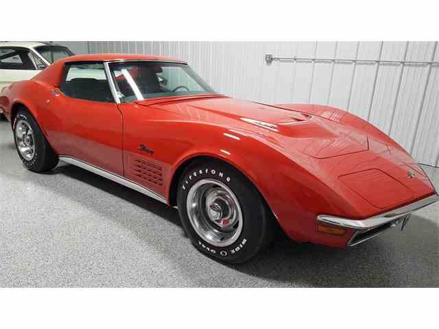 1972 Chevrolet Corvette | 969262