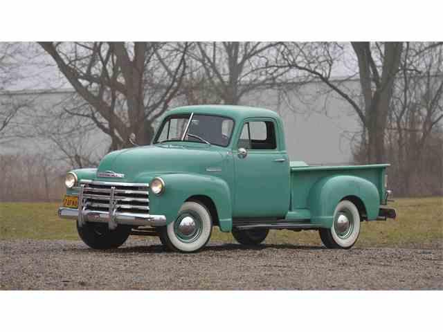 1951 Chevrolet 3100 | 969264
