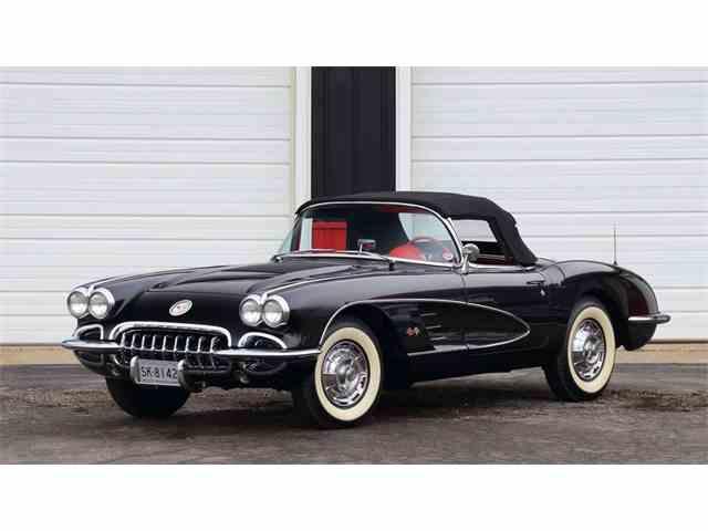 1958 Chevrolet Corvette | 969266