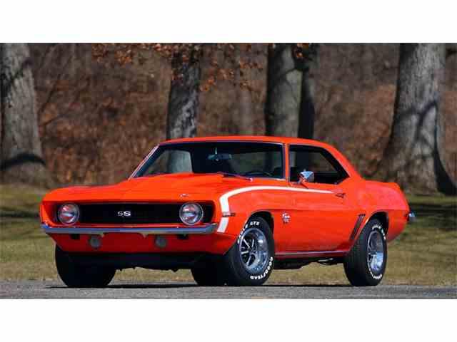 1969 Chevrolet Camaro SS | 969268