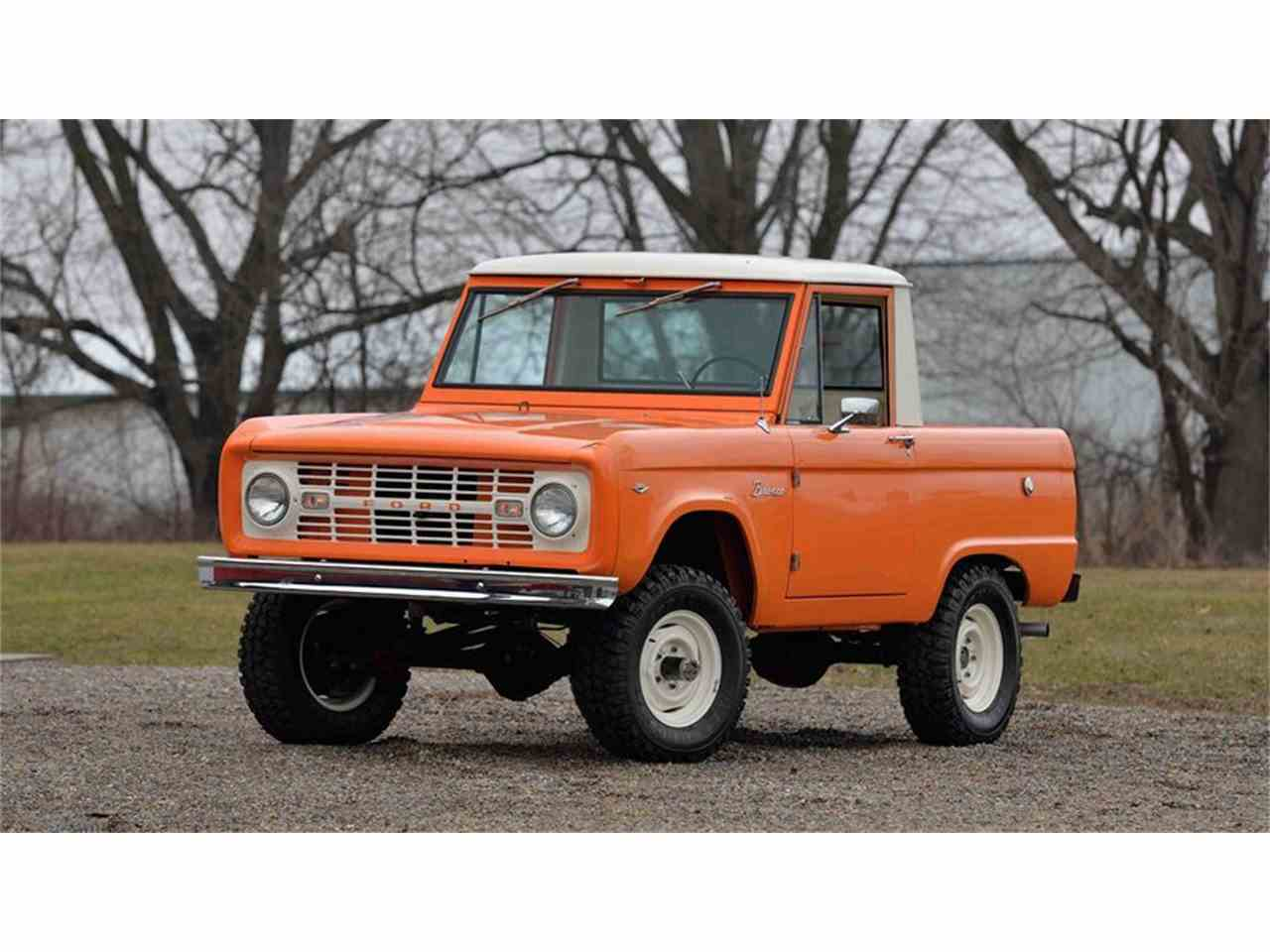 Wyoming Ford Dealers >> 1967 Ford Bronco U14 for Sale | ClassicCars.com | CC-969269