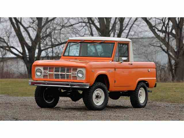 1967 Ford Bronco U14 | 969269