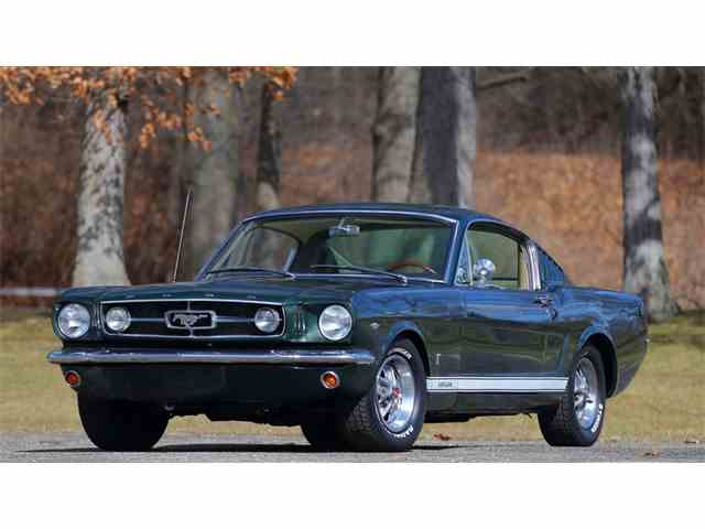 1965 Ford Mustang GT | 969270