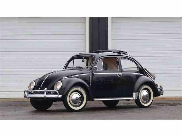 1962 Volkswagen Beetle | 969271