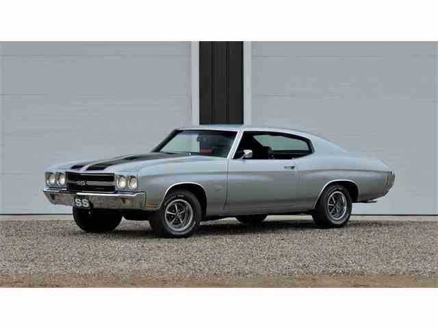 1970 Chevrolet Chevelle SS | 969281