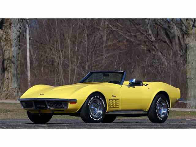 1970 Chevrolet Corvette | 969286