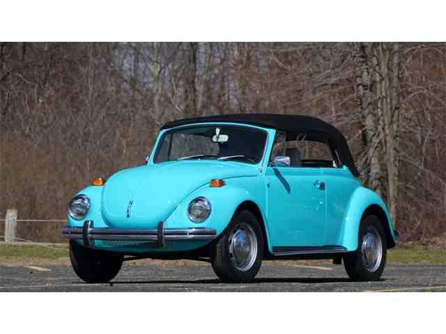 1971 Volkswagen Super Beetle | 969288