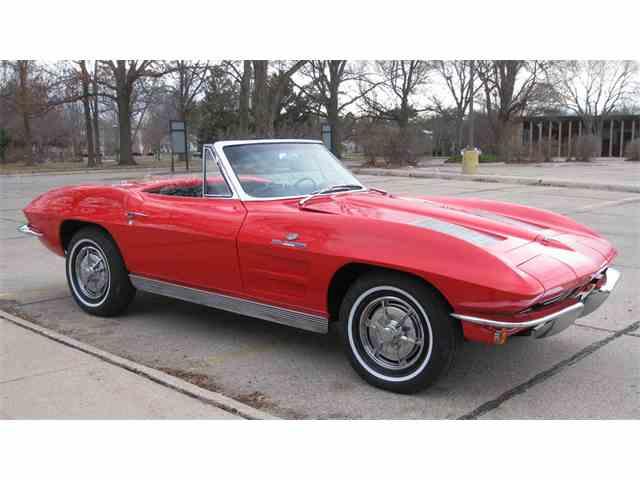 1963 Chevrolet Corvette | 969290