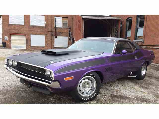 classifieds for classic dodge challenger t a 7 available. Black Bedroom Furniture Sets. Home Design Ideas