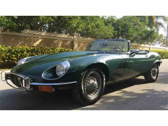 1973 Jaguar E-Type | 969292