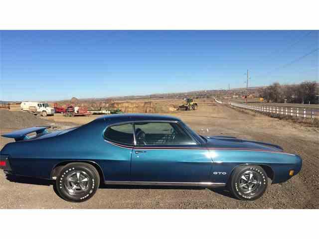 1970 Pontiac GTO | 969294