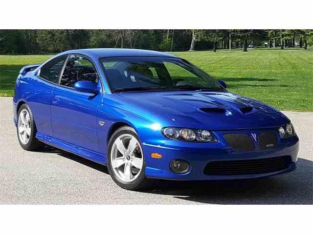 2005 Pontiac GTO | 969296