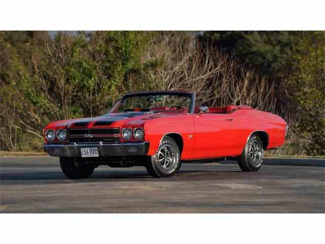 1970 Chevrolet Chevelle | 969304