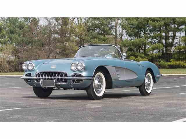 1958 Chevrolet Corvette | 969305