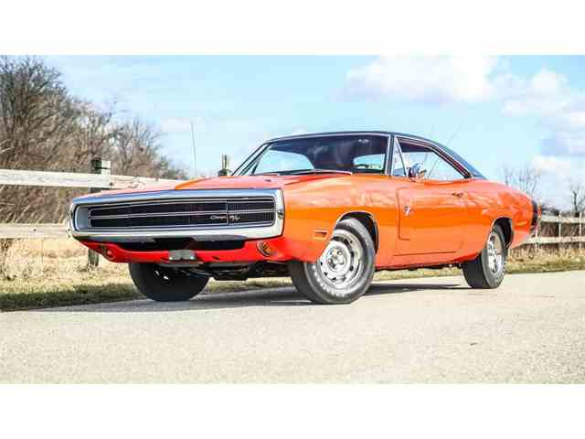 1970 Dodge Charger R/T | 969307