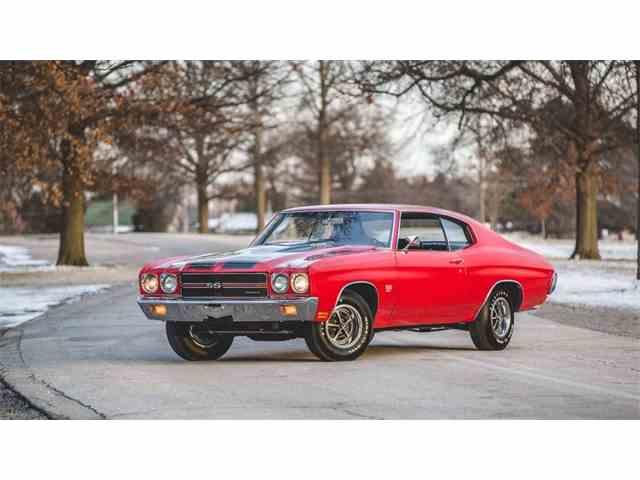 1970 Chevrolet Chevelle SS | 969312