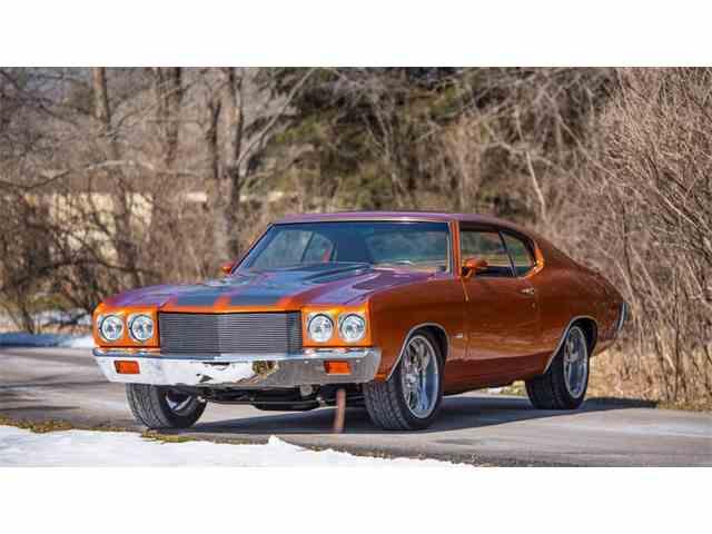 1970 Chevrolet Chevelle SS | 969320