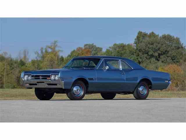 1966 Oldsmobile 442 F85 | 969321