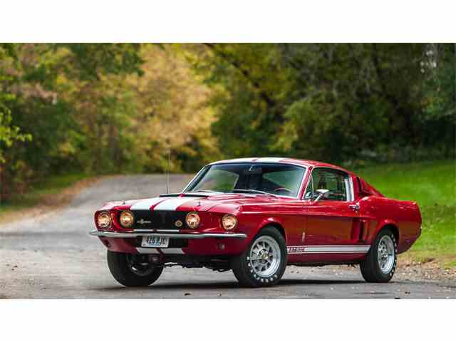 1967 Shelby GT500 | 969334